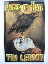 Tim Lebbon – PIECES OF HATE (2005) – Weird Fantasy