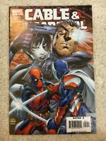 Cable & Deadpool (2006) #29 NM Marvel Comics X-Men Domino Appearance