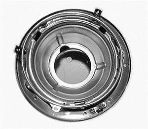 1955-57 Chevrolet Pickup Headlamp Bucket w/ Retainer Ring - RH / LH New Dii