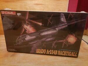 DML Arado Ar234B Nachtigall 1/72 FS Model Kit #5012 NEW SEALED