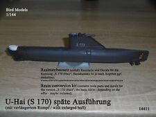 U-Hai (S 170) tardive exécution 1/144 Bird Models composés kit/Mixed resin kit