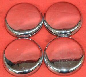 OEM Chrome Dodge Chrysler 2001 - 2005 Center Caps Set of 4 04782290AA