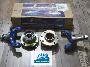 Lada 2101-2107 Laika Riva  Knuckle Stub Axle With Reinforced Double Bearing