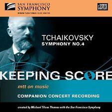 chaikovsky - Tchaikovsky Symphony No 4 [CD]