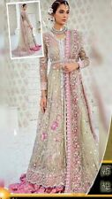 INDIAN / Pakistani DESIGNER REPLICA FABRIC DRESS Net Ins SALWAR KAMEEZ On Sale