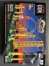 CDX Blocks Sidewinder Roller Coaster