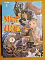 Made in Abyss di Akihito Tsukushi - Seinen Manga - J-Pop n° 1