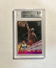 1993-94 Stadium Club Beam Team #4 Michael Jordan BGS NM-MT+ 8.5