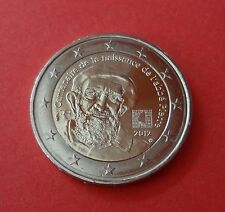 2 Euro Gedenkmünze FRANKREICH 2012 Abbe Pierre UNC