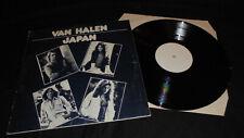 Van Halen – Japan INTERNATIONAL UWE GUNTER Unoff. Live Pasadena 1977 LP vinyl