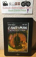 """""""Candyman"""" DVD STEELBOOK ESPAÑOL TERROR CAJA CON LIQUIDOS 1992 (Rare)"""