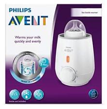 Philips Avent Fast Baby Milk Bottle Warmer 3min Defrost No Hot Spots SCF355/00