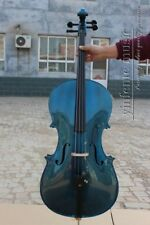Yinfente 4/4 Cello Electric Cello Sweet Sound Maple Spruce Wood hand made cello