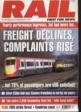 RAIL MAGAZINE -  December 25th 2002 / January 7th 2003 - 451