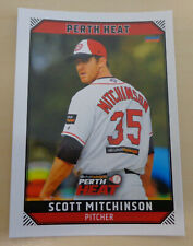 Scott Mitchinson 2018/19 Australian Baseball League card - Perth Heat