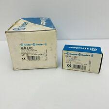Finder 85320024 Plug In Multifunction Timer New