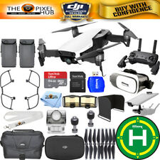 DJI Mavic Air (Arctic White) 2 BATTERY All You Need Bundle IN STOCK NEW