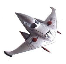 "STAR WARS CLONE WARS NABOO Skiff FIGHTER del veicolo Si adatta 4""toy Action Figure"