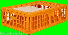 Transportkiste-Geflügelkorb-Transportbox-Stapelbox-Taubenbox-Wachtelbox-Kükenbox