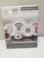 Projee Waterslide Decals A4 Size Injet Printer