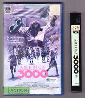 1985 America 3000 Vintage VHS Video Tape