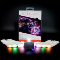 EmazingLights Elite Spectra Bluetooth Light Up LED Gloves - #1 Leader in Gloving