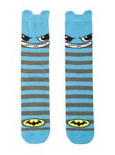 DC Comics Batman Crew Socks Kawaii Ankle Socks Size adult 9-11 WB Authentic NWT