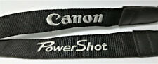[ MINT ] Canon Powershot Camera Shoulder Neck Strap Black For Power Shot G G7 G9