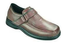 Orthofeet Lincoln Center Men's Brown Loafers NW/OB