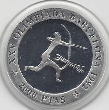 Olimpiada de Barcelona 1990 Arquero @@ PROOF @@