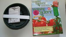 Topsy Turvy Upside Down Tomato Planter With Dvd Movies