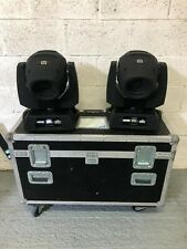 More details for a pair of chauvet rogue r1 moving head spots in flight case