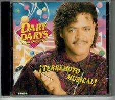 Dary Darys y Su Orquesta Terremoto Musical   BRAND  NEW SEALED CD