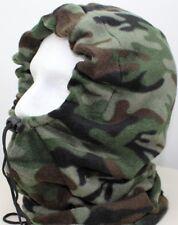 Polaire Camouflage Snood Real Chaud Pêche à La Carpe chasse NEUF