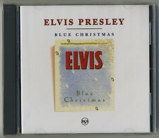 Elvis Presley Blue Christmas (Canadian Release CD 1992 RCA BMG) NEW Sealed