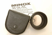 MINOX 35 GL,EL HOOD & SKYLIGHT FILTER