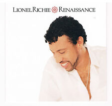 LIONEL RICHIE Renaissance Canada promo CD rare exclusive track