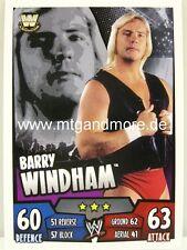 Slam Attax Rumble-Barry Windham-Legends