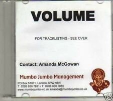 (968G) Volume, Game Over - DJ CD