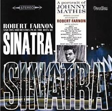 Robert Farnon Orch - The Hits of Sinatra & A Portrait of Johnny Mathis 1965 CD