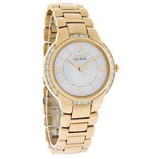 Citizen EM0093-59A Eco-Drive Ladies Diamond Gold Solar Watch NEW RRP $749.00