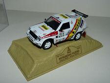[Modèle avec défaut] Mitsubishi Pajero - Paris Dakar 1992 Norev 1/43