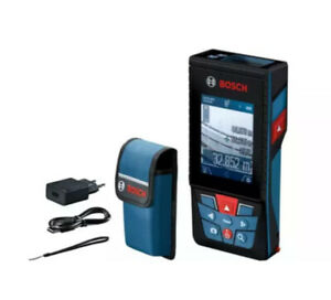 Bosch GLM120C Laser-Entfernungsmesser Professional Kamera Display USB 0601072F00