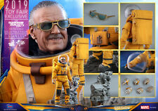 Hot Toys Guardians of the Galaxy- Stan Lee 1/6th Scale Figure MIB MMS-545