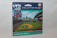 Seattle Mariners vs Houston Astros Safeco Field Opening Day 2017 Pin