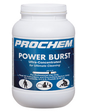 Carpet Cleaning Prochem Powerburst 65lb Jar
