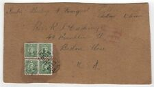 RARE 1940s CHINA Cover CANTON Catholic Mission CHINESE Guangzhou GUANGDONG USA