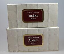 Rochas AUDACE 2 x 15 ml Parfum Atomizer * Vintage * Gelegenheit *