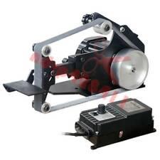 DIY Belt Sander Polishing Grinding Machine 762 Brushless Belt Machine 800W