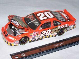 RARE TONY STEWART JURASSIC PARK HOME DEPOT Die Cast NASCAR Race Stock Car BANK